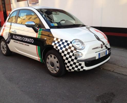 Auto sostitutiva di Corato Alonso