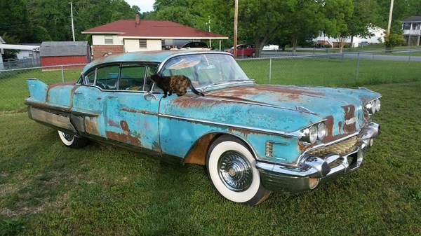 Cadillac Sixty Special Fleetwood 1958