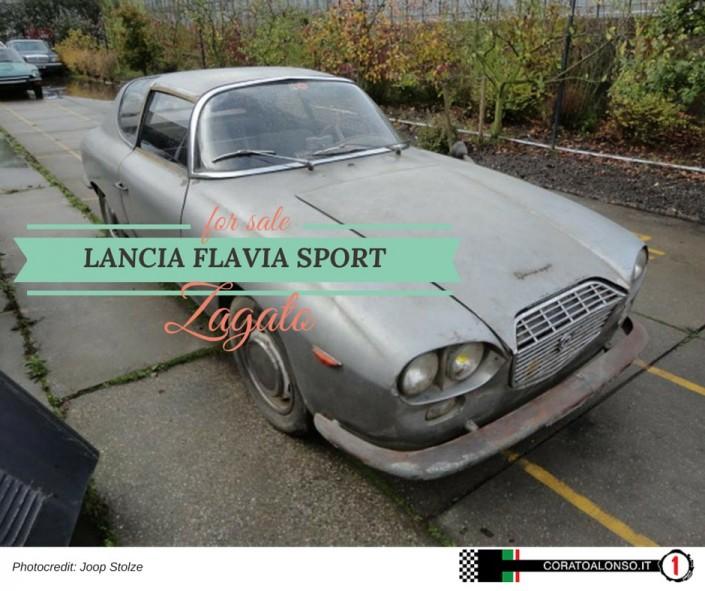 zagato auto for sale lancia flavia sport zagato del 1967