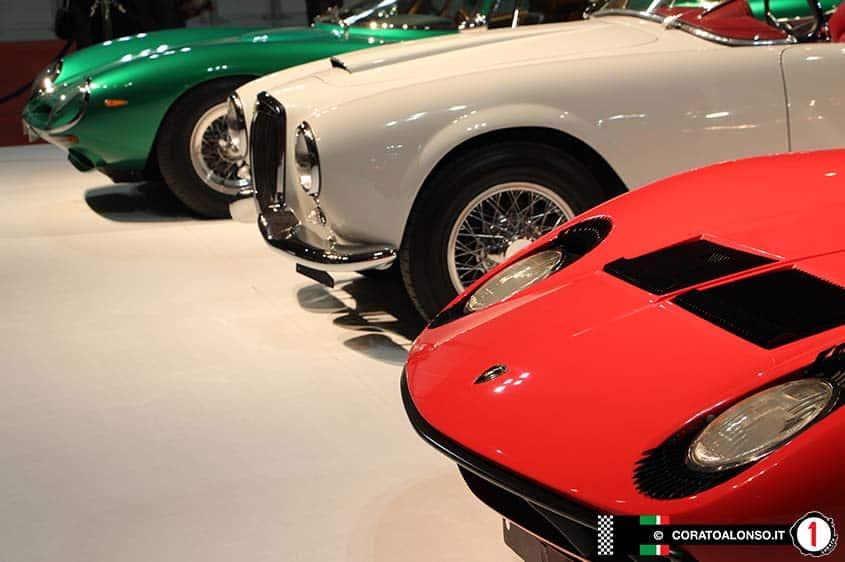 Milano AutoClassica La pole position delle auto da corsa