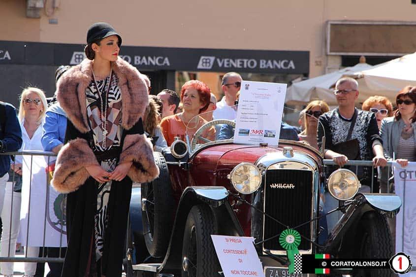 Mai Vicenza è stata così bella! Grande successo al Concorso d'eleganza d'auto d'epoca