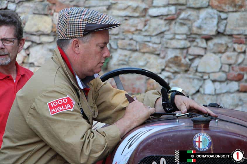 """Mille Miglia"".. Vicenza come Hollywood!"