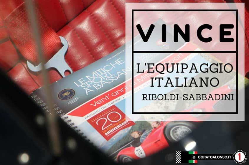 Vintage race: Le Mitiche Sport a Bassano 2014, un successo italiano