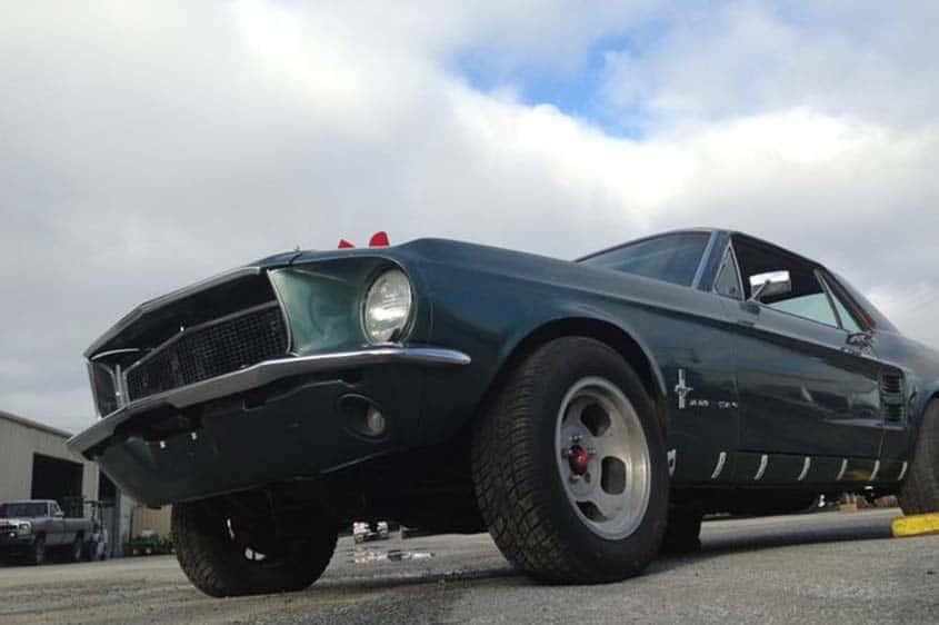 Mustang rubata, ritorna alla proprietaria dopo 28 anni