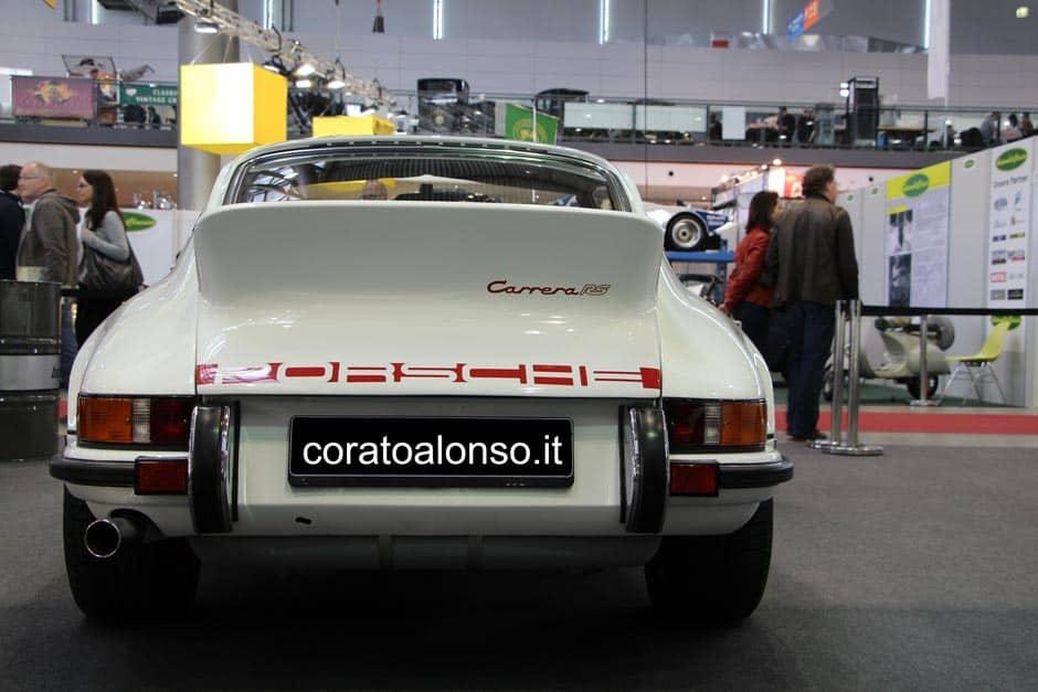 Porsche 911 RS 2.7: In 10 anni vale il 700 per cento in più