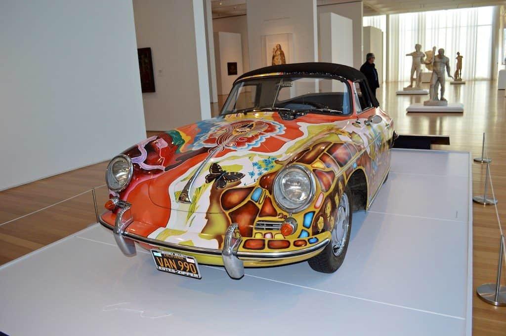 Porsche 356 C .. dal sound rock!