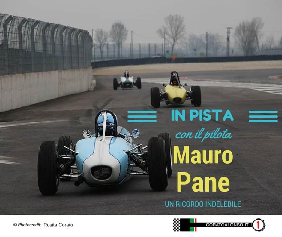 II MEMORIAL MAURO PANE : in pista per ricordare il pilota!