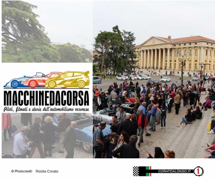 MACCHINEDACORSA … Da un'idea un grande evento!