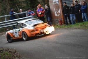 Historic Rally Vallate Aretine, dominio assoluto della coppia Guagliardo-Granata