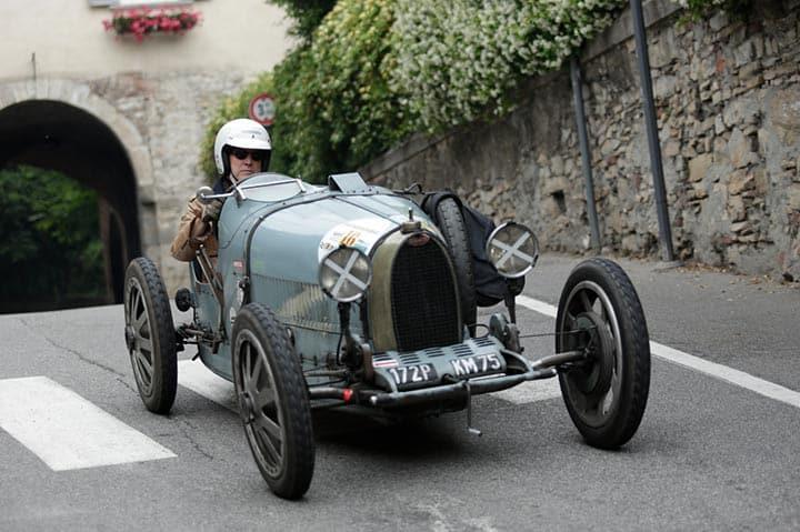 Bergamo Historic Gran Prix, tripudio di vetture rare all'11^ edizione
