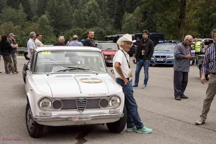 Coppa d'Oro delle Dolomiti 2016, trionfa l'Alfa Romeo