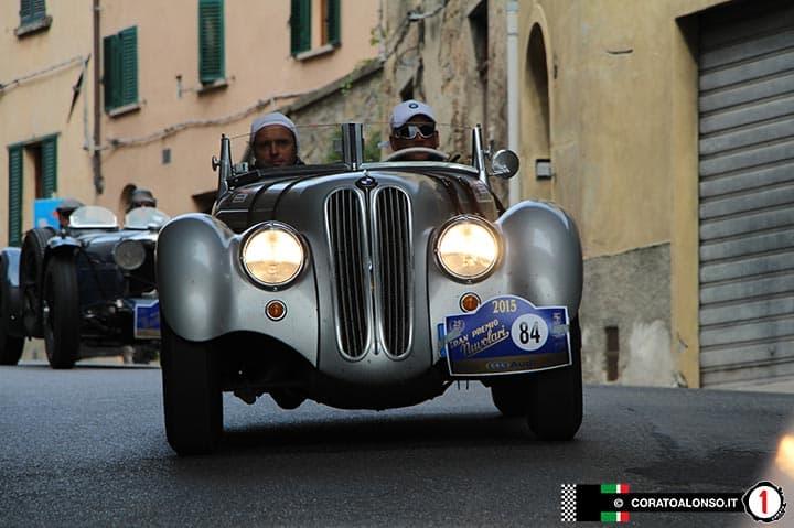 Appassionati!Ecco come potete partecipare al Gran Premio Nuvolari
