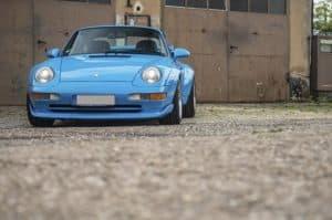 Venduta a Londra una delle 57 Porsche 911 GT2 prodotte