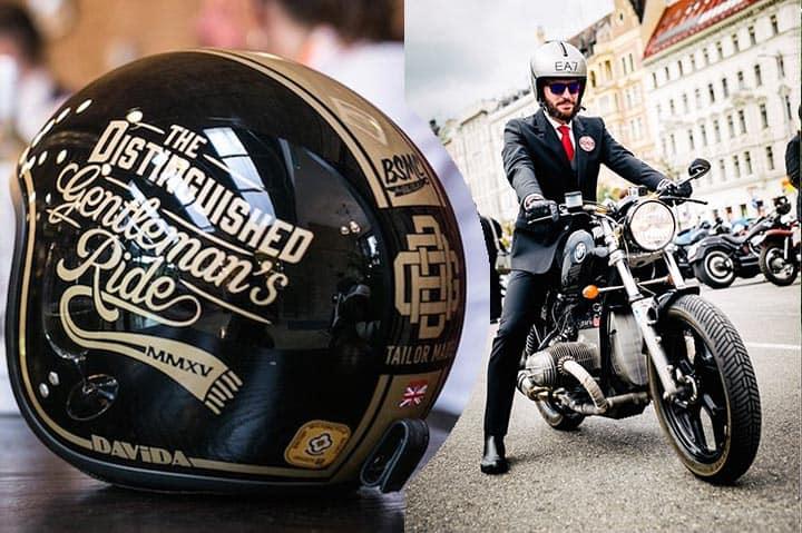 Distinguished Gentleman's Ride 2016: UOMINI è il vostro momento!