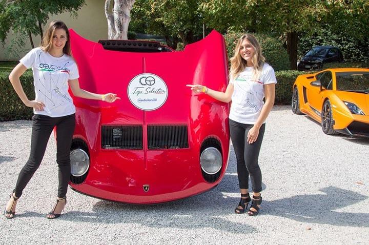 Top Selection 2016, l'eleganza delle auto in Villa