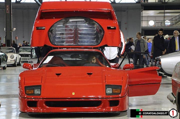 Milano AutoClassica con l'asta RM Sotheby's chiude col botto