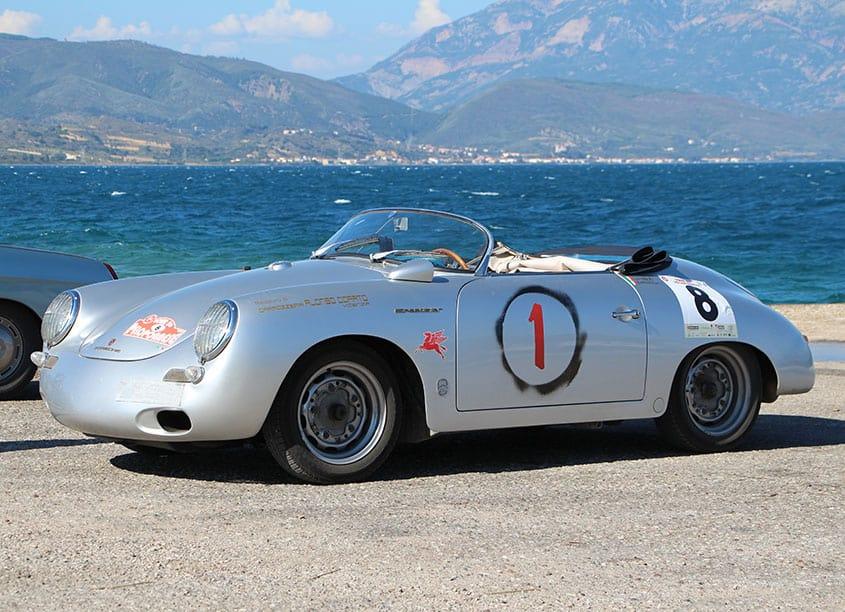 Porsche 356 C speedster