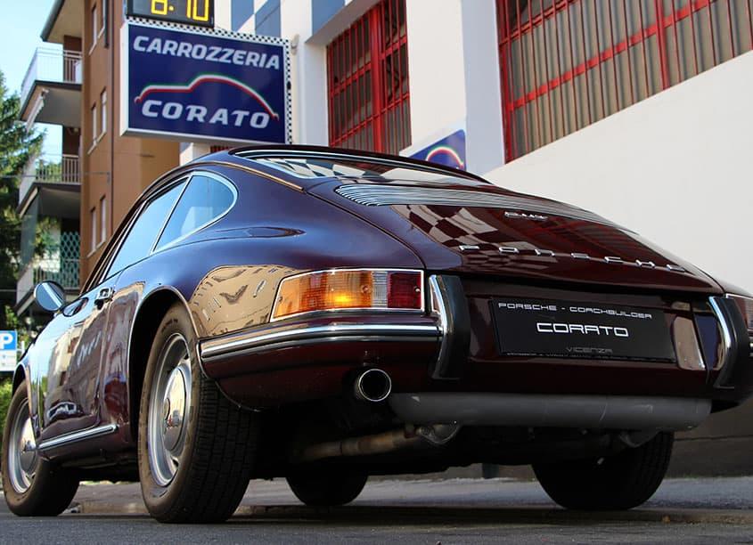 Porsche 911 2.0 T coupè 1969