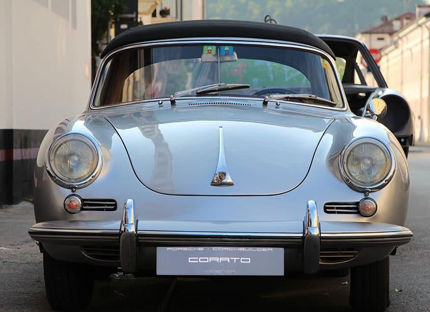 Porsche 356 SC cabriolet 1965