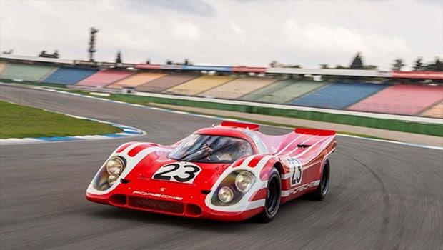 Compleanni importanti: 50 anni della Porsche 917 e della 914