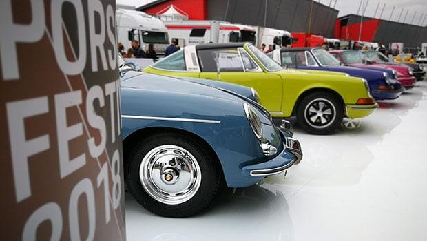 Porsche Festival 2019: le prime indiscrezioni