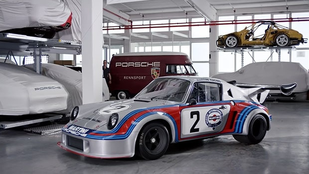 Porsche Top 5 Series: ecco le Porsche più rumorose [Video]