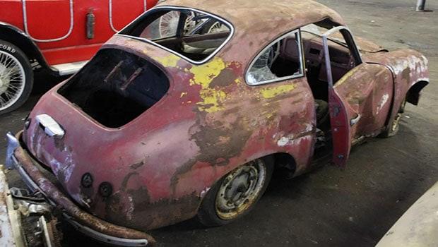 scocca-porsche-356-pre-A-da-restaurare-in-vendita