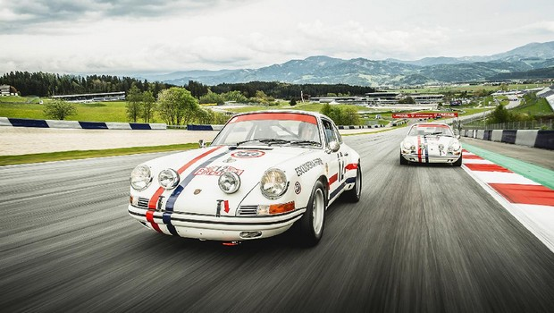 """""""Rinasce"""" il team Repsol: una 911 ST 2.3 originale e una replica in gara nei rally storici"""
