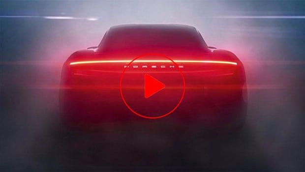 Porsche elettrica Taycan: 3 anni di ricariche gratis | VIDEO