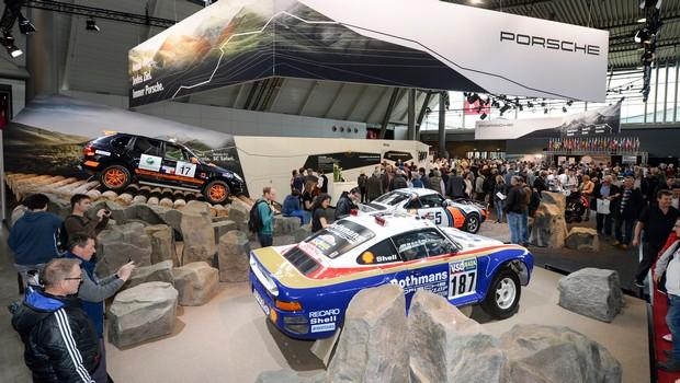 Retro Classics 2019 ospita il museo Porsche: date, orari e costi