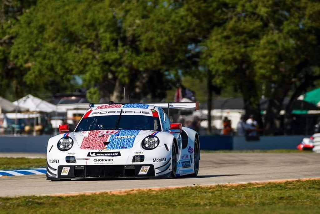 Weekend di vittorie a Sebring: le 911 RSR vincono la 12 ore e la 1000 miglia