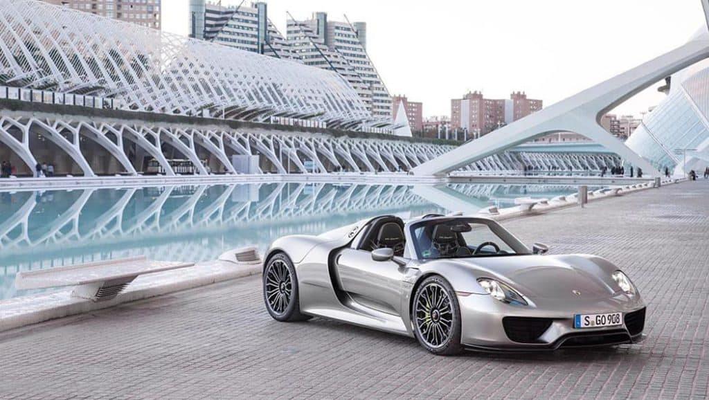 L'erede della 918 Spyder sarà elettrica: conferme sulla prossima hypercar
