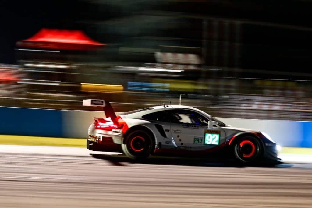 1000 miglia di Sebring: Porsche 911 RSR partirà dalla pole position