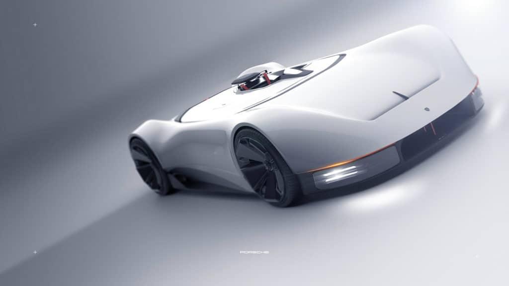 Sarà così la nuova Porsche Speedster?